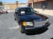 1989 mercedes-benz Mercedes-Benz 500-Series 560 SEL
